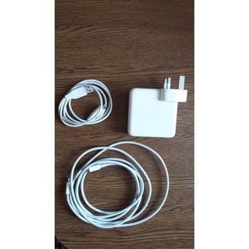 Zasilacz Ładowarka Apple 61W USB-C Power Adapter