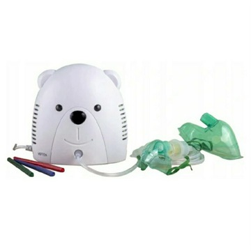 Nebulizator inhalator kompresory Hoffen nowy