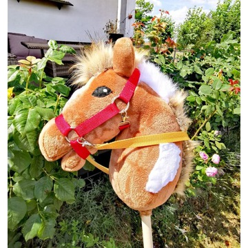 Koń Hobby Horse na kijku - Zejda