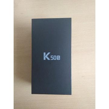 Smartfon LG K50S 3GB / 32 GB Czarny