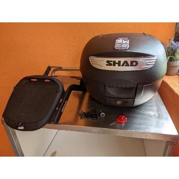 Kufer SH26 i stelaż Shad do Honda CB125R