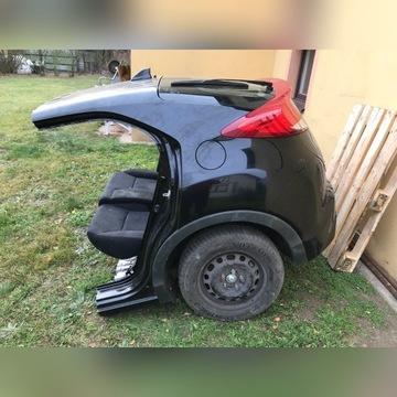 Tył ćwiartka błotnik pas tylny Honda Civic 12 - 15