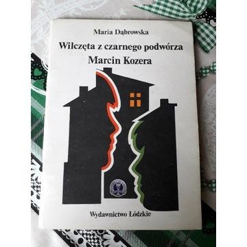 Marcin Kozera Wilczęta z czarnego - M. Dąbrowska
