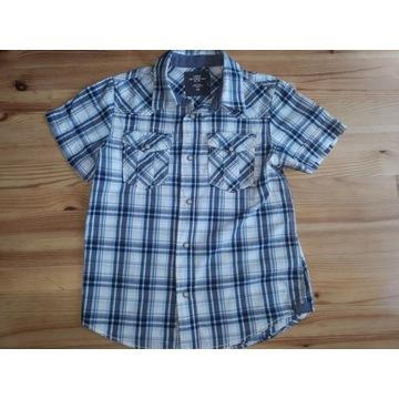 Koszula z krótkim rękawem H&M L.O.G.G. 140