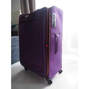 Miękka duża walizka WITTCHEN