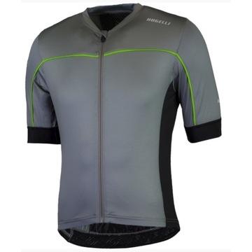 Koszulka rowerowa męska Rogelli Passo XL