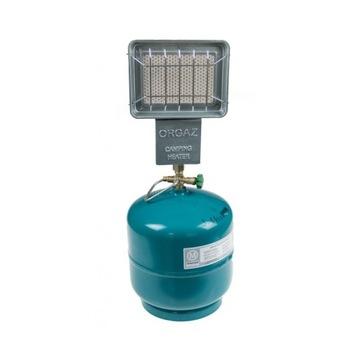 Promiennik gazowy z reduktorem