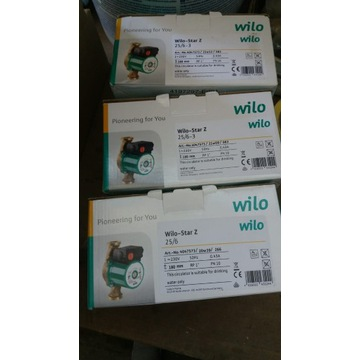Pompa Wilo - Star Z 25/6-3