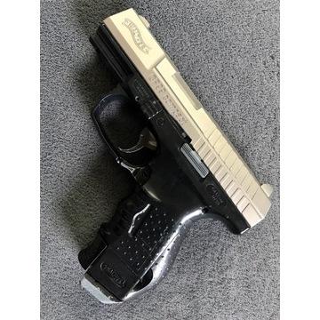 Wiatrówka Walther CP99 Compact Nikiel