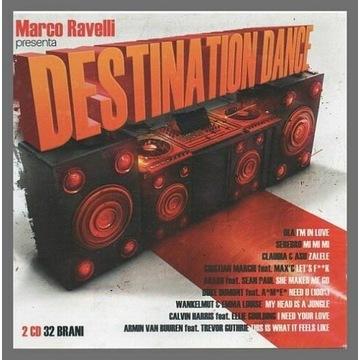 Marco Ravelli - Destination Dance (2013) (2CD)