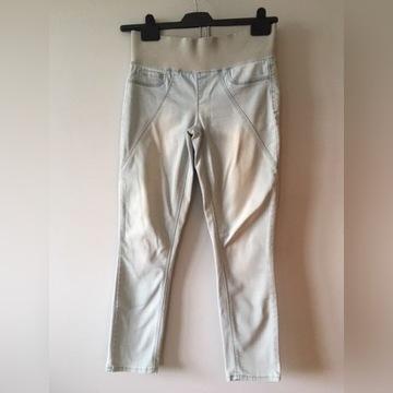 Spodnie damskie jeans DKNY