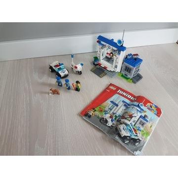 Zestaw LEGO 10675 Juniors Policja
