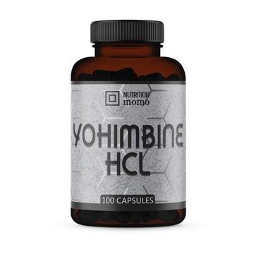Yohimbine HCL(johimbina) 1Caps=15mg!Super mięśnie!