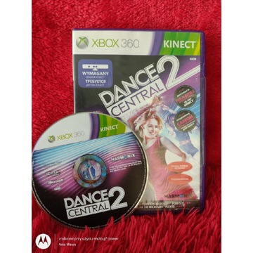Kinect Dance Central 2 PL Xbox 360