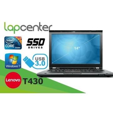 LENOVO THINKPAD T430 i5 8GB 240GB SSD KL A GW/FV!