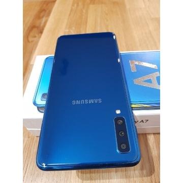 Samsung Galaxy A 7 2018 OKAZJA