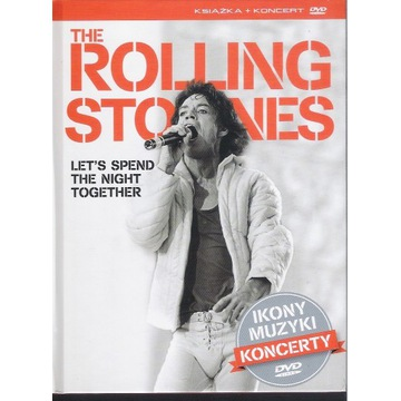ROLLING STONES LET'S SPEND THE NIGHT TOGETHER