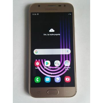 Samsung J3 złoty