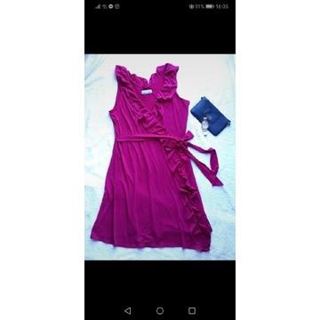 Sukienka Nowa Wallis L/Xl kopertowa