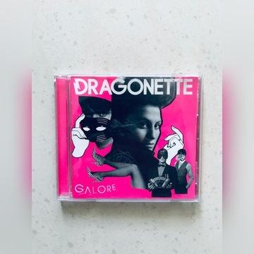Dragonette - Galore płyta CD