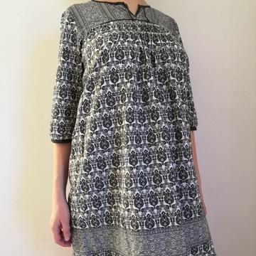 Tunika sukienka ciążowa H&M