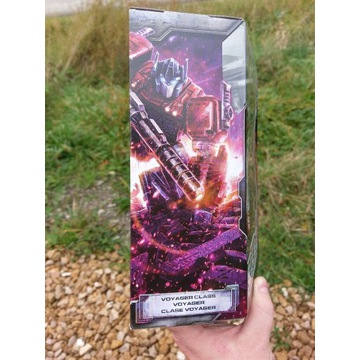 Optimus Prime Siege War for Cybertron