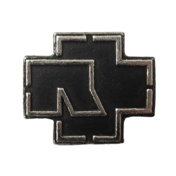rzadkość!! pin button przypinka metalowa Rammstein
