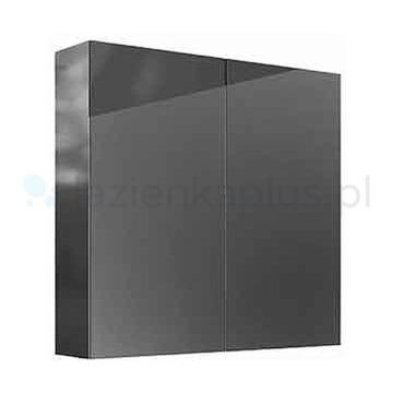 Koło Twins szafka wisząca 80x70 cm z lustrem