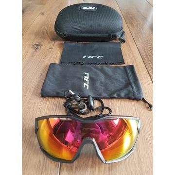 Okulary kolarskie, sportowe, do biegania
