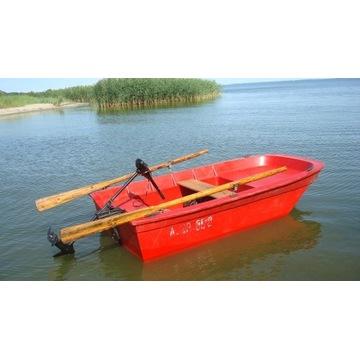 Łódka łódź wędkarska Sum 2,5m