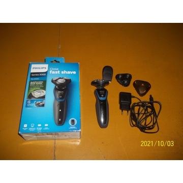 Maszynka do golenia Philips series5000 akumulatoro