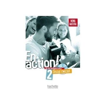 En Action 2 zeszyt ćwiczeń hachette