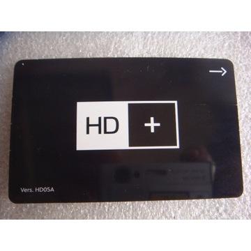 Karta HD+ ver. HD05A aktywna i opłacona