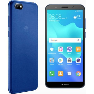 Smartphone HUAWEI Y5 2018 USZKODZONY