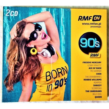 RMF ON 90's (2x CD)