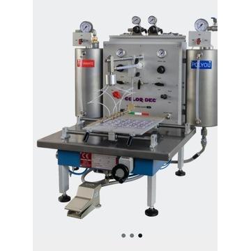 Maszyna do domingu - etykiety 3D