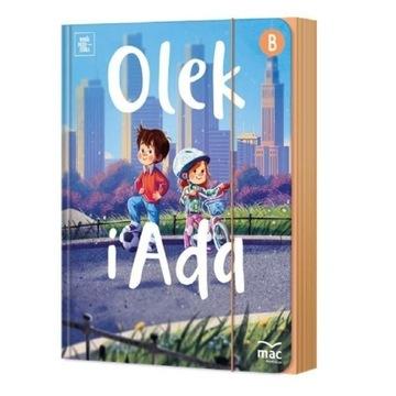 OLEK I ADA  5/6 - latek , Poziom B _ Pakiet BOX