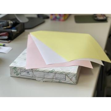 Papier kolorowy w arkuszu A3 Giroform Mitsubishi
