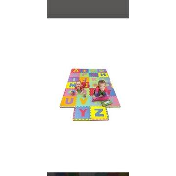 Mata Puzzle Piankowe 36szt. Dla Twojego dziecka