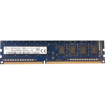 HYNIX 4GB 1Rx8 PC3-12800U-11-13-A1 DDR3 1600MHz
