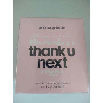 Ariana Grande Thank U Next 30 ml woda toaletowa