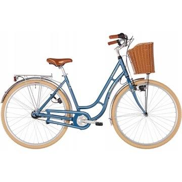 ALU Miejski Rower Damski 28 Nexus 7 Światła Koszyk