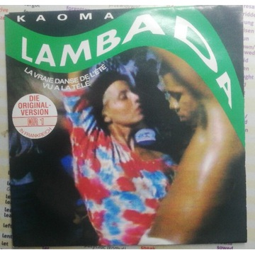 płyta winylowa Kaoma - Lambada