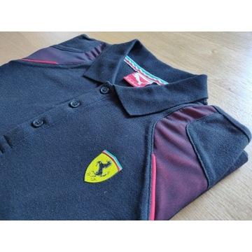 Koszulka Polo Puma Ferrari rozm. M
