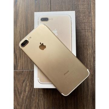 iPhone 7 Plus, zestaw, idealny stan