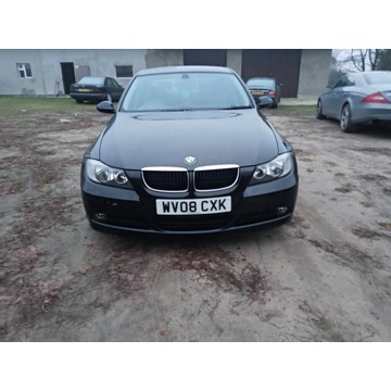 BMW 3 e 90 kompletny przód