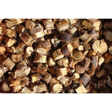 Ścinki Drzewne Liściaste Podpałka Rozpałka 10kg