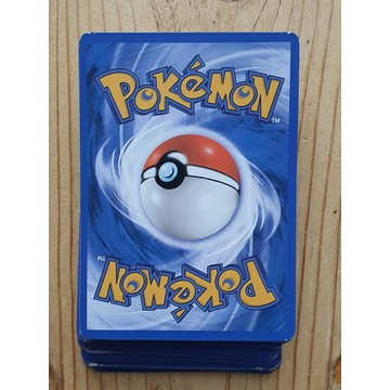 Karty Pokemon 50 szt