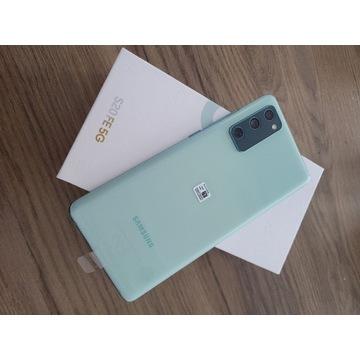 Samsung Galaxy S20 FE 5G Cloud Mint miętowy NOWY