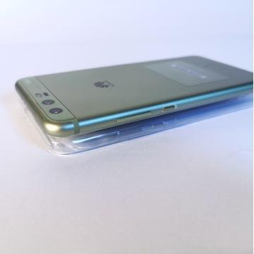 Huawei P10 4/64 stan idealny, zielony, unikat